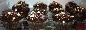 Chocolate Cupcakes (4)
